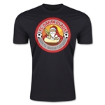 FC Santa Claus T-Shirt (Black)