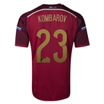 Russia 14/15 KOMBAROV Home Soccer Jersey