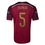 Russia 14/15 ARSHAVIN Home Soccer Jersey