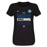 NWSL Women's Winners T-Shirt