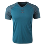 adidas Messi Melange Training T-Shirt (Teal)