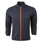 adidas Messi Melange Training Jacket (Dk Grey)
