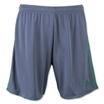 adidas TUMC Custom Mifortore 14 Short (Green)
