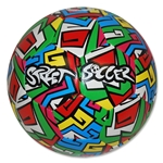 Graffiti Art Street Ball