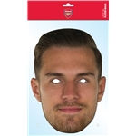 Arsenal Ramsey Face Mask