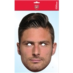 Arsenal Giroud Face Mask