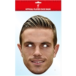 Liverpool Henderson Face Mask