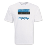 Estonia Soccer T-Shirt