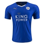 Leicester City 15/16 Home Soccer Jersey