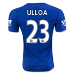 Leicester City 15/16 ULLOA Home Soccer Jersey