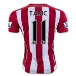 Southampton 15/16 TADIC Home Soccer Jersey