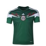 Mexico 2014 Jersey de Futbol Local Juvenil