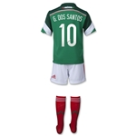 Mexico 2014 G. DOS SANTOS Home Mini Kit