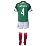 Mexico 2014 R. MARQUEZ Home Mini Kit