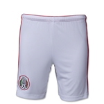 Mexico 2014 Youth Home Soccer Shorts