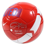 Christie Rampone Signed adidas Conext15 Competition Soccer Ball