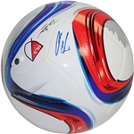 Clint Dempsey Signed adidas MLS 2015 Replica Soccer Ball