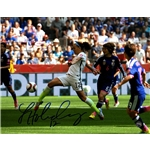 Lauren Holiday Signed 2015 World Cup 8x10 Photo