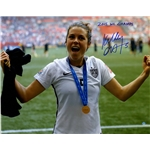 Kelley O' Hara Signed Team USA 2015 Women's World Cup