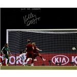 Kelley O'Hara Signed Team USA 2015 Wormen's World Cup Goal