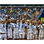 Christie Rampone Signed Team USA Women's World Cup