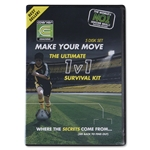 Coerver Coaching's Make Your Move-5 DVD Set