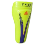 adidas F50 Pro-Lite Shin Guards (Electricity/Anodized Purple/Infrared)