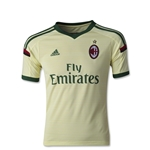 AC Milan 14/15 Youth Third Soccer Jersey