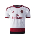 AC Milan 14/15 Youth Away Soccer Jersey