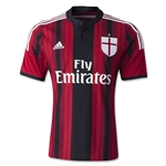 AC Milan 14/15 Jersey de Futbol Local