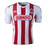 Chivas 14/15 Jersey de Futbol Local