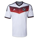 Alemania 2014 Jersey de Futbol Local