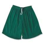 Yale 9 Mini Mesh LAX Shorts (Dark Green)
