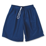 Yale 9 Mini Mesh LAX Shorts (Navy)