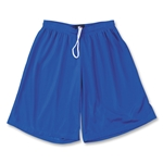 Yale 9 Mini Mesh LAX Shorts (Royal)