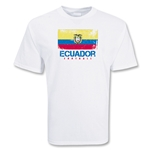 Ecuador Football T-Shirt