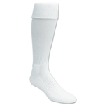High Five Sport Calcetines de Futbol (Blanco)