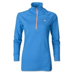 adidas Women's Ultimate Quarter-zip Pullover