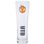 Manchester United Slim Pint Glass