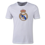 Real Madrid Youth Crest T-Shirt