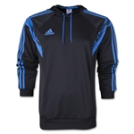adidas SpeedKick Hoody (Blk/Royal)
