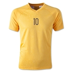 adidas Youth Messi T-Shirt (Neon Orange)