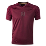 adidas Youth Messi T-Shirt (Maroon)
