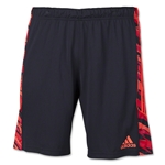 adidas Squadra+ Short (Blk/Red)