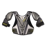 Reebok 3K Lacrosse Shoulder Pad (Gray/White)