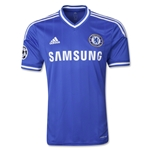 Chelsea 13/14 Authentic UCL Home Soccer Jersey