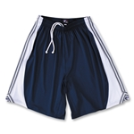 Yale Performance Fabric Lacrosse Short (Navy/White)