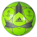 adidas Finale 15 Capitano Ball (Solar Green/Solar Yellow)