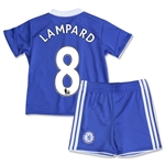 Chelsea 13/14  8 LAMPARD Home Baby Kit