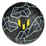 adidas Messi Q3 Ball (Black/Ice Metallic)